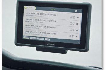 Boordcomputer Klikotronics c-trace