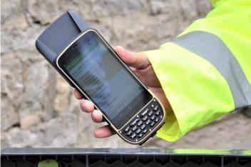 Handheld Klikotronics c-trace